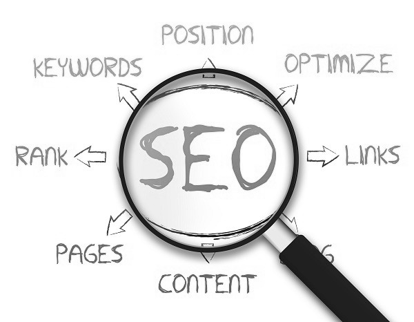 Organic way of driving traffic to a brand site