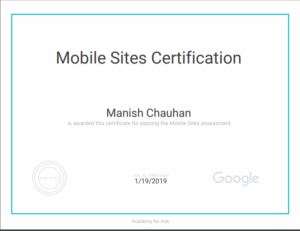 Mobile Sites 1