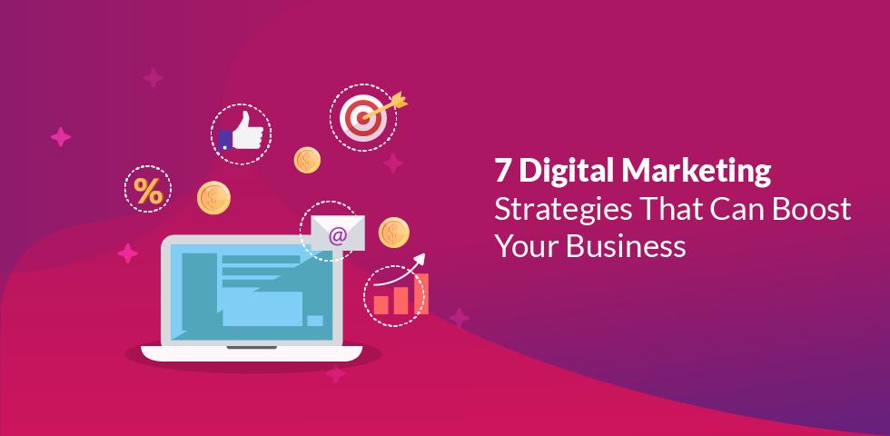 Digital Marketing Strategies