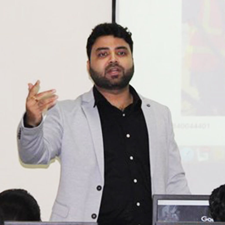 Manish Chauhan (Founder PIMS)