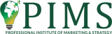 PIMS - Professional Institute of Marketing & Strategy Logo