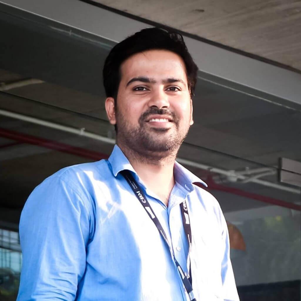Pranav Jha (Cofounder PIMS)