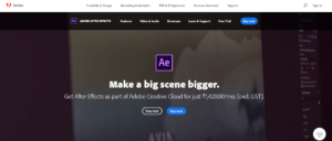 Adobe After Effects 1