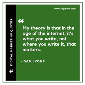 Dan Lyons Quotes