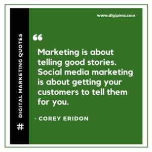 Corey Eridon Quotes