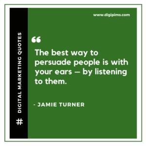 Jamie Turner Quotes