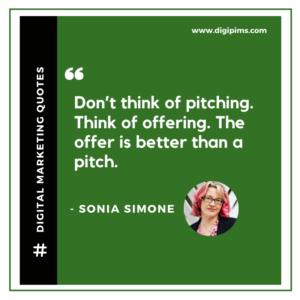 Sonia Simone Quotes