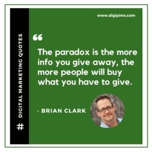 Brian Clark Quotes