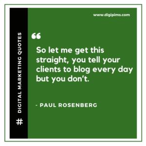 Paul Rosenberg Quotes