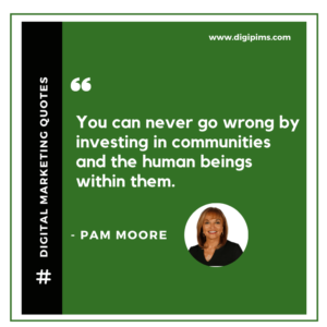 Pam Moore Quotes