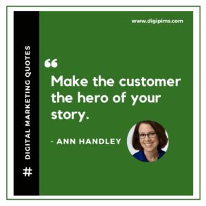Ann Handley Marketing Quotes