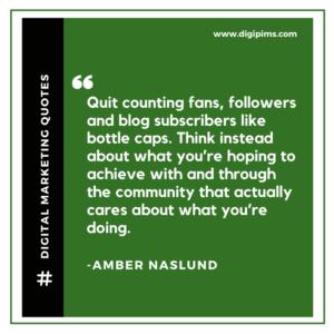 Amber Naslund Quotes