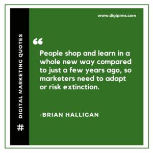 Brian Halligan Quotes