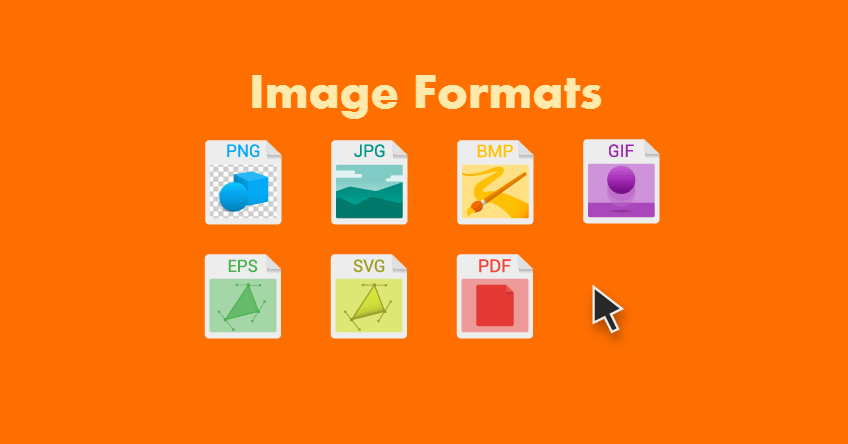 image formats 1