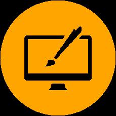 web designign logo